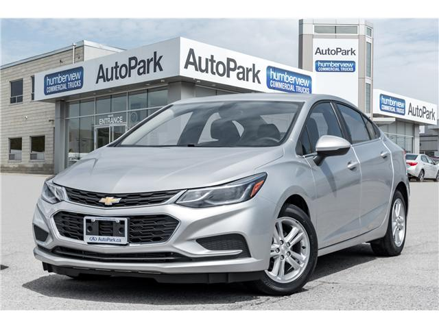 2017 Chevrolet Cruze LT Auto (Stk: 17-595245) in Mississauga - Image 1 of 20