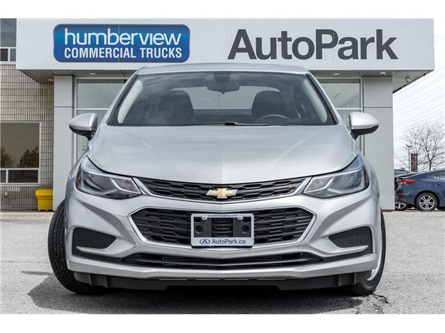 2017 Chevrolet Cruze LT Auto (Stk: 17-595245) in Mississauga - Image 2 of 20