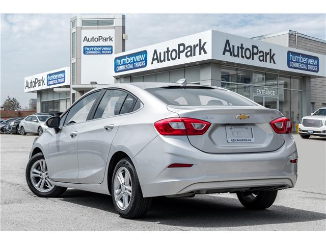 2017 Chevrolet Cruze LT Auto (Stk: 17-595245) in Mississauga - Image 5 of 20