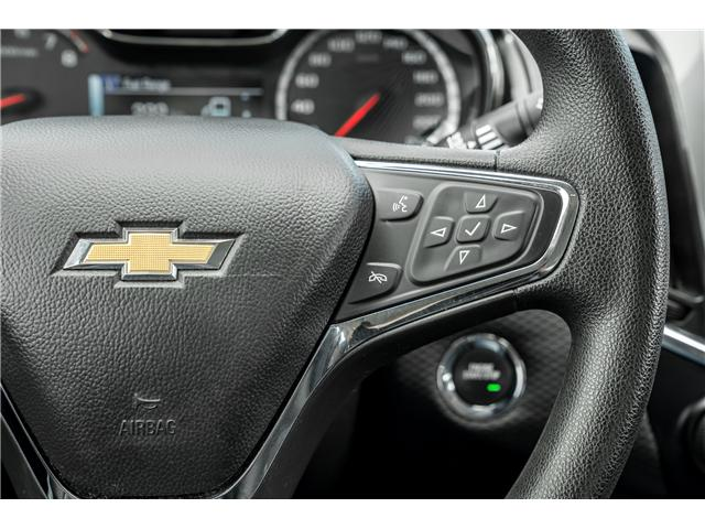 2017 Chevrolet Cruze LT Auto (Stk: 17-595245) in Mississauga - Image 10 of 20