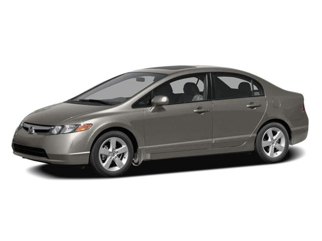 2008 Honda Civic LX (Stk: P1384A) in Toronto - Image 1 of 2