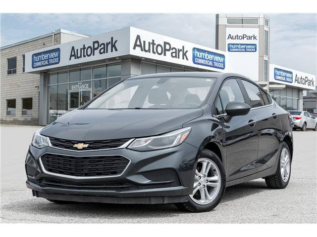 2017 Chevrolet Cruze LT Auto (Stk: APR3225) in Mississauga - Image 1 of 18
