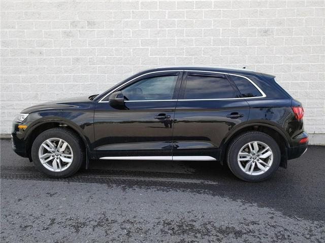 2018 Audi Q5 2.0T Komfort (Stk: 19148A) in Kingston - Image 1 of 1