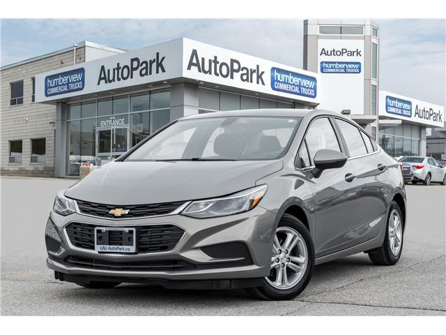 2017 Chevrolet Cruze LT Auto (Stk: APR3264) in Mississauga - Image 1 of 19