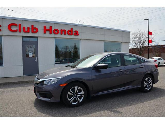 2016 Honda Civic LX (Stk: 7066A) in Gloucester - Image 2 of 23