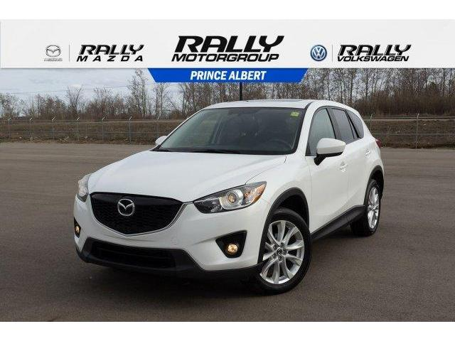 2013 Mazda CX-5 GT (Stk: V828) in Prince Albert - Image 1 of 11