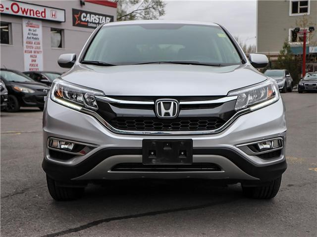 2016 Honda CR-V SE (Stk: H7632-0) in Ottawa - Image 2 of 28