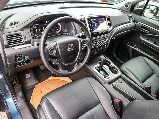 2017 Honda Pilot EX-L Navi (Stk: H7637-0) in Ottawa - Image 11 of 28