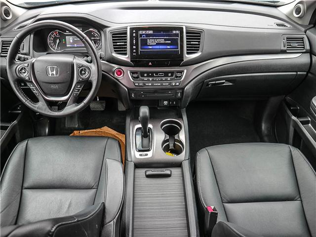 2017 Honda Pilot EX-L Navi (Stk: H7637-0) in Ottawa - Image 17 of 28