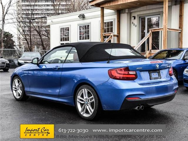 2016 BMW 228i xDrive (Stk: 325147) in Ottawa - Image 5 of 30