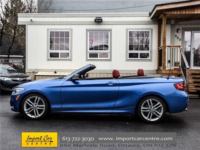 2016 BMW 228i xDrive (Stk: 325147) in Ottawa - Image 10 of 30