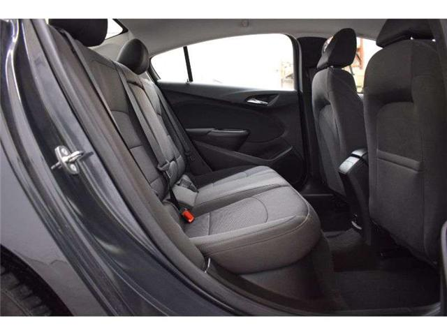 2018 Chevrolet Cruze LT - BACKUP CAMERA * HEATED SEATS * TOUCH SCREEN (Stk: B3951) in Cornwall - Image 26 of 30