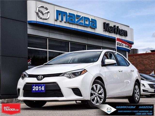 2014 Toyota Corolla  (Stk: Q190451A) in Markham - Image 1 of 26