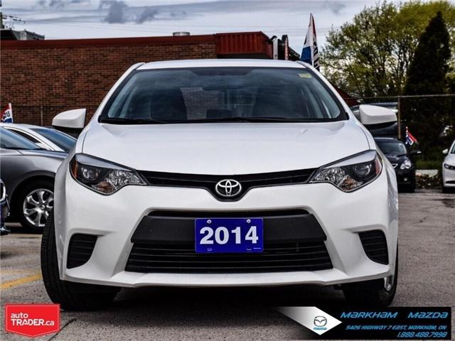 2014 Toyota Corolla  (Stk: Q190451A) in Markham - Image 2 of 26