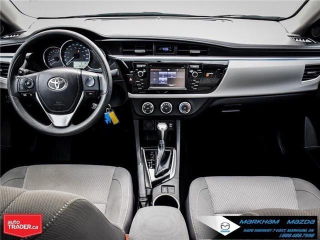 2014 Toyota Corolla  (Stk: Q190451A) in Markham - Image 20 of 26