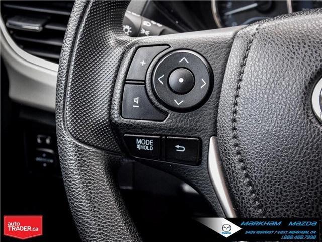 2014 Toyota Corolla  (Stk: Q190451A) in Markham - Image 22 of 26