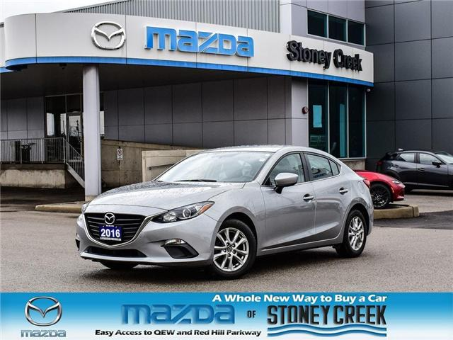 2016 Mazda Mazda3 GS (Stk: SU1116) in Hamilton - Image 1 of 23