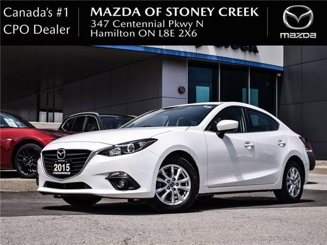 2015 Mazda Mazda3 GS (Stk: SU1207) in Hamilton - Image 1 of 24