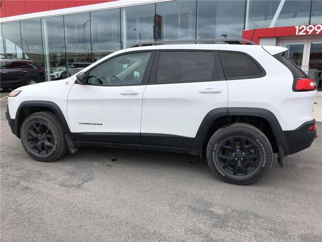 2016 Jeep Cherokee Trailhawk (Stk: 20066A) in Gatineau - Image 2 of 21