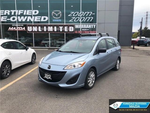 2012 Mazda Mazda5 GS (Stk: 19100-A) in Toronto - Image 1 of 1