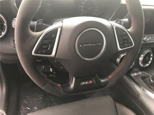2019 Chevrolet Camaro ZL1 (Stk: 0147265) in Newmarket - Image 11 of 19