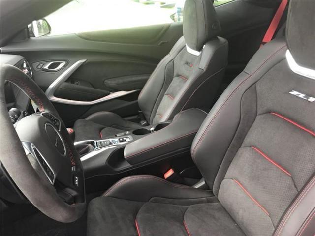 2019 Chevrolet Camaro ZL1 (Stk: 0147265) in Newmarket - Image 17 of 19