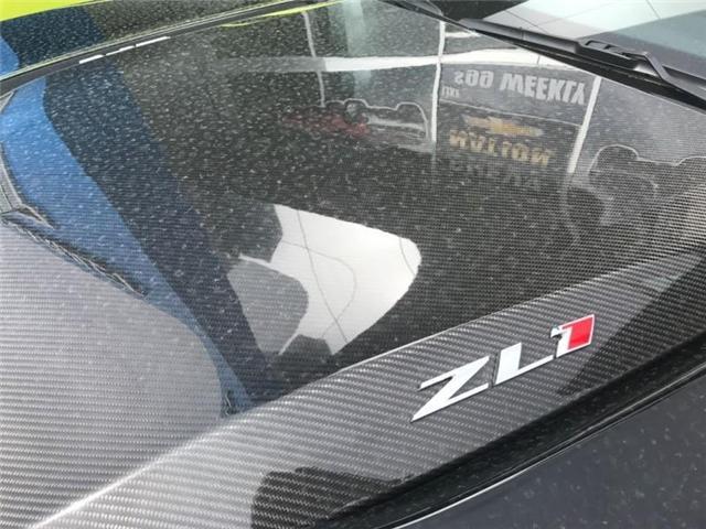 2019 Chevrolet Camaro ZL1 (Stk: 0147265) in Newmarket - Image 19 of 19