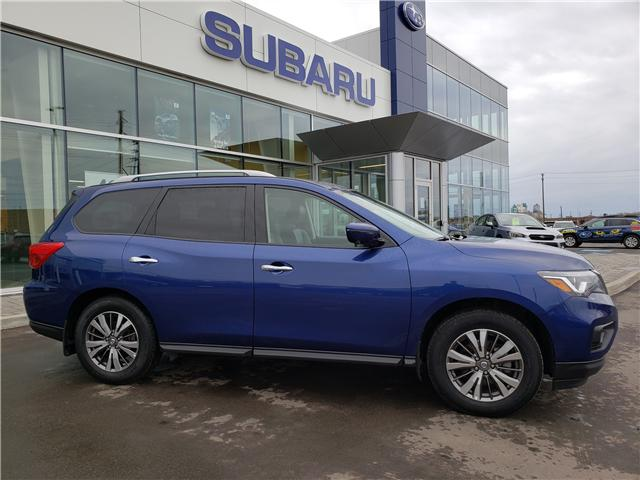 2018 Nissan Pathfinder SL Premium (Stk: 14884ASD) in Thunder Bay - Image 1 of 10