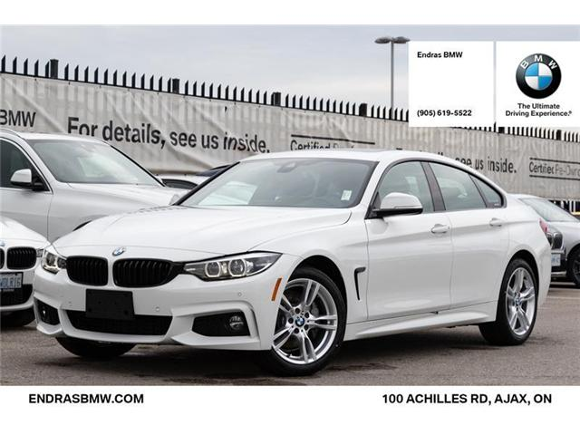 2020 BMW 430i xDrive Gran Coupe  (Stk: 41053) in Ajax - Image 1 of 22