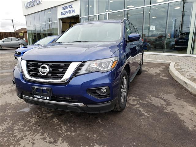 2018 Nissan Pathfinder SL Premium (Stk: 14884ASD) in Thunder Bay - Image 4 of 10