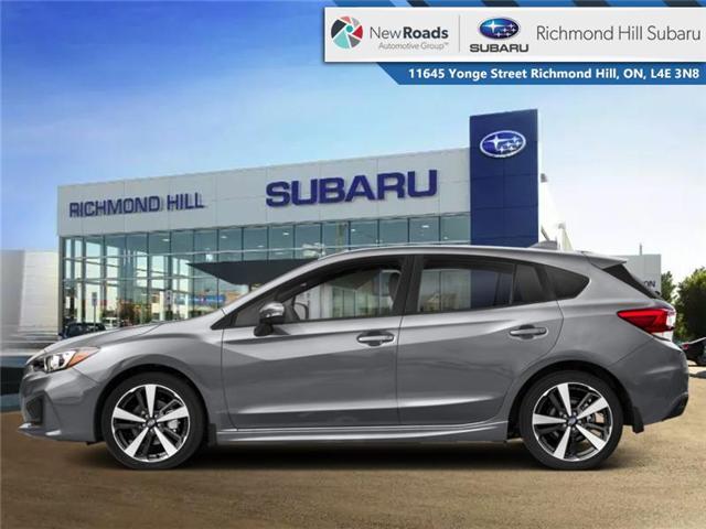 2019 Subaru Impreza 5-dr Sport-Tech Eyesight AT (Stk: 32637) in RICHMOND HILL - Image 1 of 1