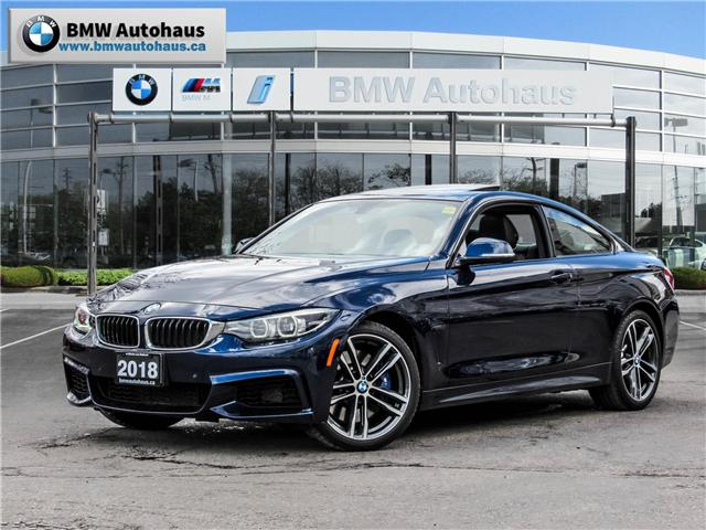 2018 BMW 440i xDrive (Stk: P8837) in Thornhill - Image 1 of 25