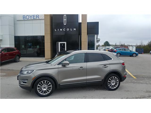 2016 Lincoln MKC Reserve (Stk: L1231A) in Bobcaygeon - Image 1 of 22