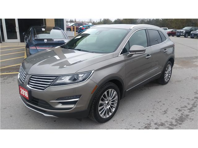 2016 Lincoln MKC Reserve (Stk: L1231A) in Bobcaygeon - Image 2 of 22