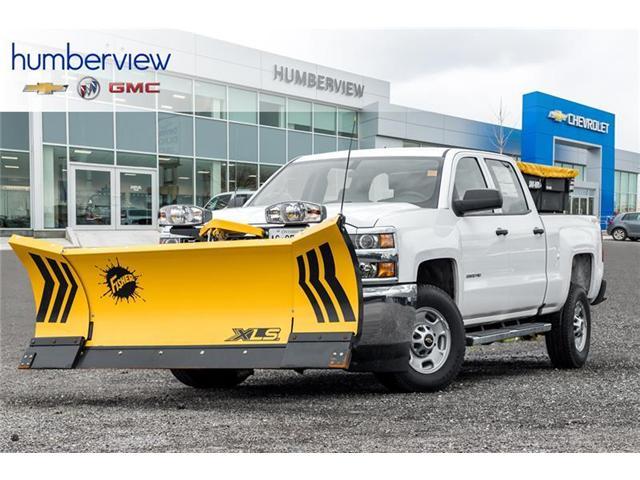 2019 Chevrolet Silverado 2500HD WT (Stk: 19SL042) in Toronto - Image 1 of 15