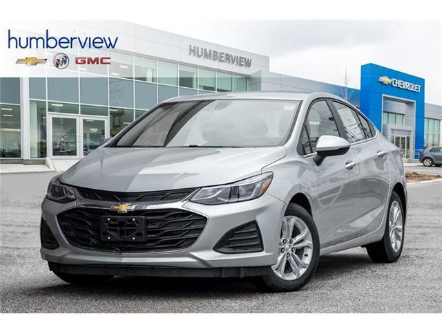 2019 Chevrolet Cruze LT (Stk: 19CZ062) in Toronto - Image 1 of 20