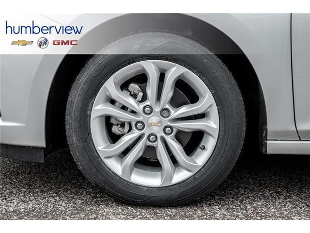 2019 Chevrolet Cruze LT (Stk: 19CZ062) in Toronto - Image 4 of 20