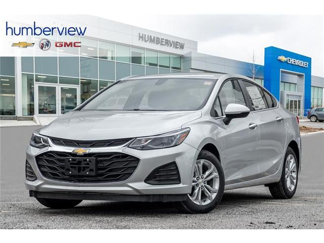 2019 Chevrolet Cruze LT (Stk: 19CZ063) in Toronto - Image 1 of 20
