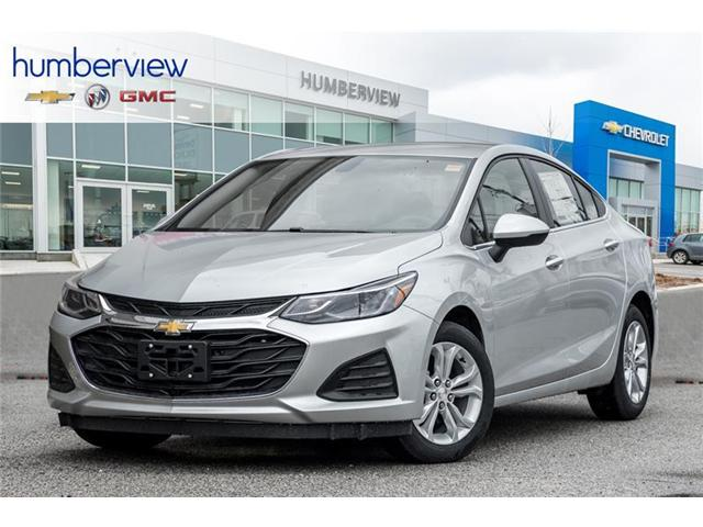 2019 Chevrolet Cruze LT (Stk: 19CZ073) in Toronto - Image 1 of 20