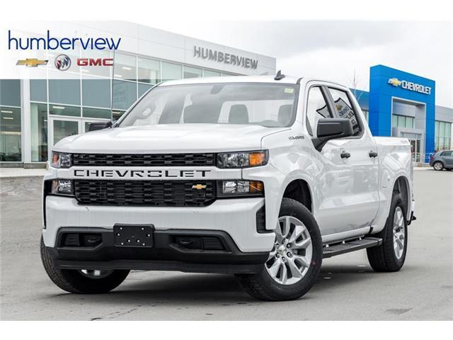 2019 Chevrolet Silverado 1500 Silverado Custom (Stk: 19SL134) in Toronto - Image 1 of 20