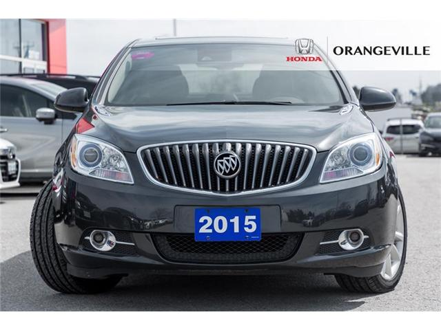 2015 Buick Verano Leather (Stk: F19189A) in Orangeville - Image 2 of 21