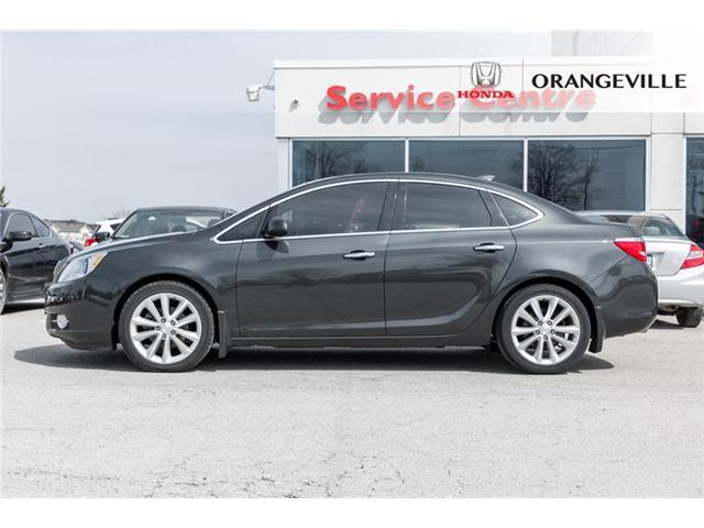 2015 Buick Verano Leather (Stk: F19189A) in Orangeville - Image 3 of 21