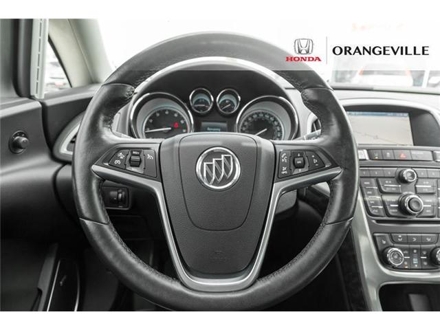 2015 Buick Verano Leather (Stk: F19189A) in Orangeville - Image 9 of 21