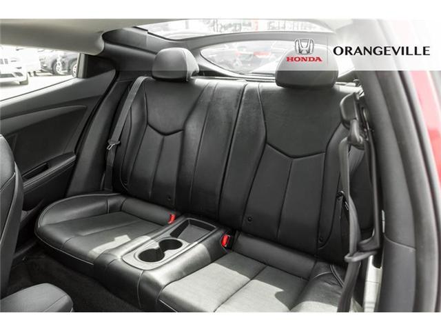 2013 Hyundai Veloster Turbo (Stk: F19200A) in Orangeville - Image 17 of 20