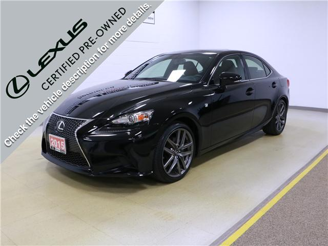 2015 Lexus IS 250 Base (Stk: 197115) in Kitchener - Image 1 of 28