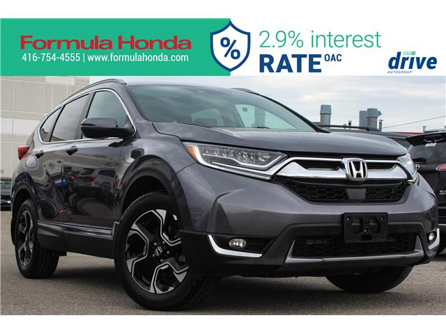 2017 Honda CR-V Touring (Stk: B11169) in Scarborough - Image 1 of 33