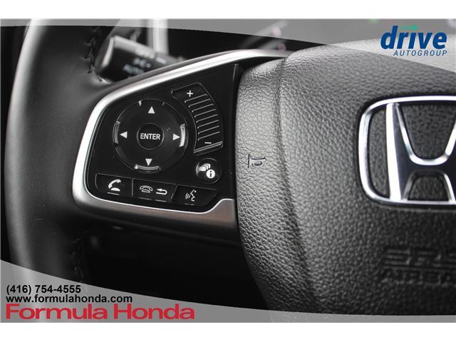 2017 Honda CR-V Touring (Stk: B11169) in Scarborough - Image 19 of 33