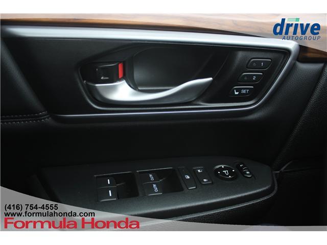 2017 Honda CR-V Touring (Stk: B11169) in Scarborough - Image 22 of 33