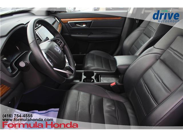 2017 Honda CR-V Touring (Stk: B11169) in Scarborough - Image 11 of 33