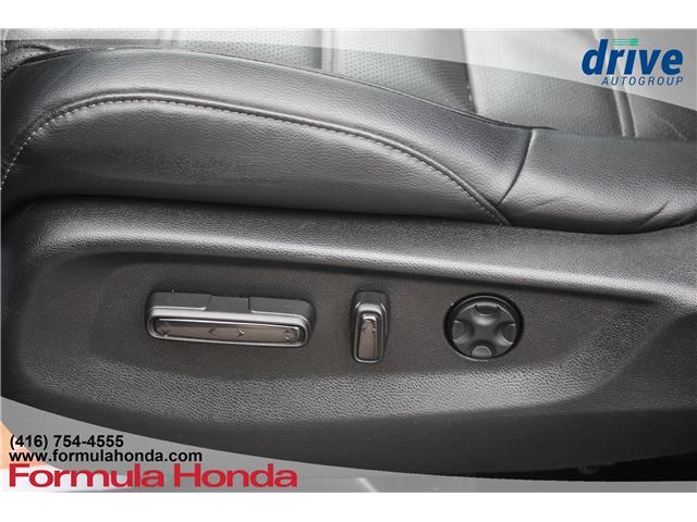 2017 Honda CR-V Touring (Stk: B11169) in Scarborough - Image 23 of 33